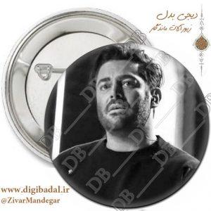 پیکسل محمدرضا گلزار