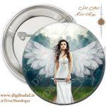 پیکسل دخترونه طرح فرشته 2