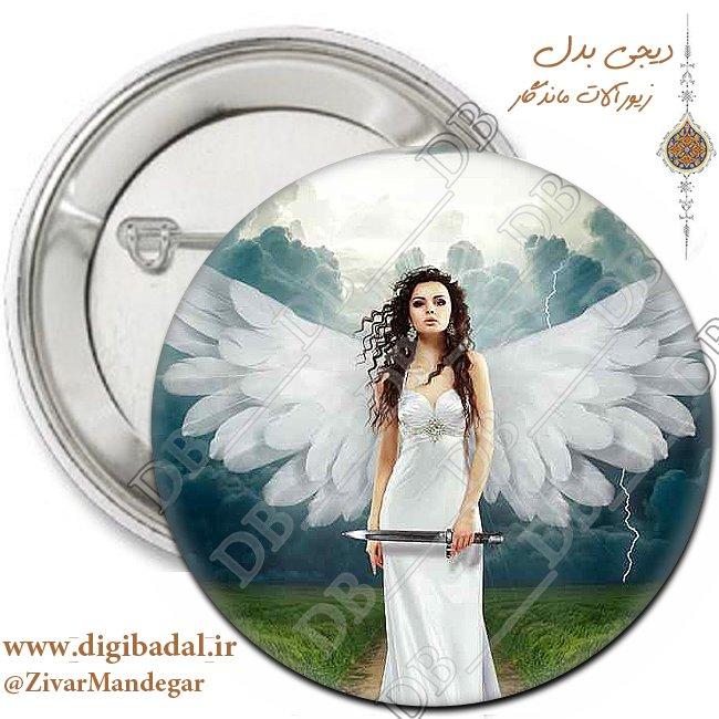 پیکسل دخترونه طرح  فرشته 2 (پیکسل-جاسوییچی)
