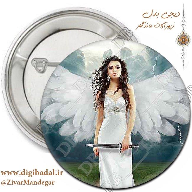 پیکسل دخترونه طرح  فرشته 3 (پیکسل-جاسوییچی)